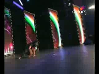 India's Got Talent Season 3 - Sanjay's dance enthralls judges (Ep.1, 4_10)