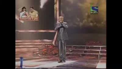 Kartar Singh pays respect to legendary Mohd Rafi- X Factor India - Episode 23 - 30th Jul 2011