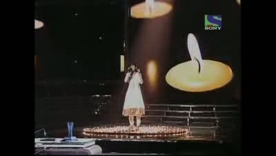 O Palan Hare - Seema's tribute to Lata Mangeshkar- X Factor India - Episode 23 - 30th Jul 2011