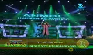 Saregamapa L'il Champs 2011 July 30 '11 - Anmol