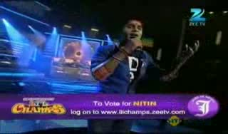 Saregamapa L'il Champs 2011 July 30 '11 - Nitin
