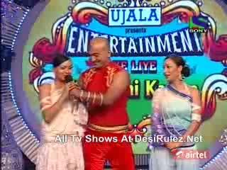 Entertainment Ke Liye Kuch Bhi Karega 1st August 2011 Part 1