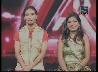Nirmitee's naughty performance on Munni Badnam Hui- X Factor India - Episode 24 - 5th Aug 2011