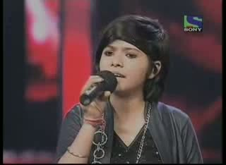 Seema Jha's audacious performance on Beedi Jalaile- X Factor India - Episode 24 - 5th Aug 2011