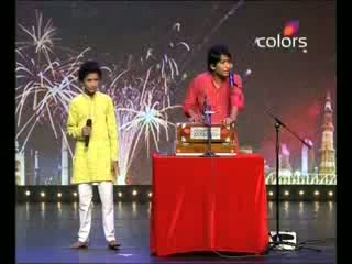 India's Got Talent Season 3 - Ankit & Digvijay act get accolades (5th-august-2011)