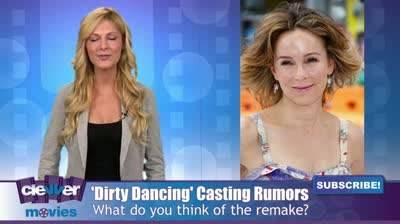 Jennifer Grey Reacts To 'Dirty Dancing' Remake Announcement