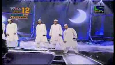 Deewana Group's spiritual concert on Yoon Shabnami- X Factor India - Episode 27 - 13th Aug 2011