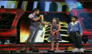 Saregamapa L'il Champs 2011 August 19 '11 - Elimination