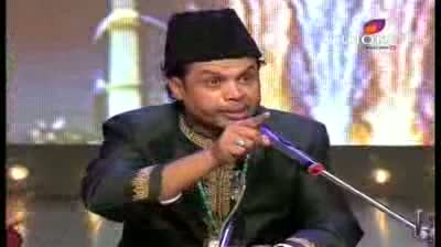India's Got Talent Season 3 - (20-August-2011) Nawaz Sabri enchants with 'Allah Hoo'