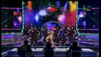 Seema pays a tribute to the disco queen Usha Uthup- X Factor India - Episode 29 - 20th Aug 2011