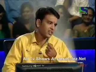 Kaun Banega Crorepati (23rd-August-2011) Part 3