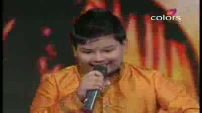 India's Got Talent Season 3 - (26-August-2011) Ali brothers' singing touches chord again