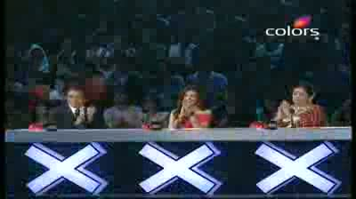 India's Got Talent Season 3 - (27-August-2011) Bad Salsa gets highest votes