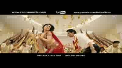 Chammak Challo [song promo] - RA.One