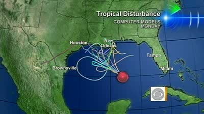 Hurricane Katia - Good night Irene- Good morning Katia