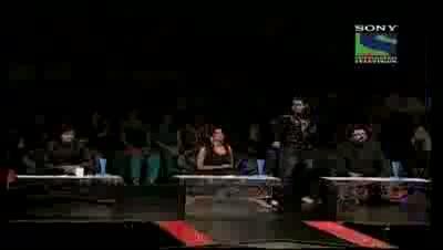 Anushka Manchanda & Piyush Kapoor's Rock concert- X Factor India - Episode 32 - 2nd Sep 2011