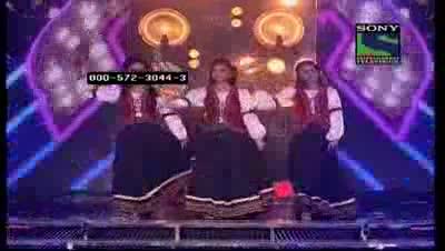 Sajda Sisters' versatile concert on Grand Finale- X Factor India - Episode 32 - 2nd Sep 2011