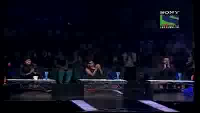 Seema Jha's encouraging act on Grand Finale- X Factor India - Episode 32 - 2nd Sep 2011