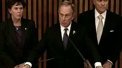 New York mayor warns of 'strong' September 11 anniversary terror threat