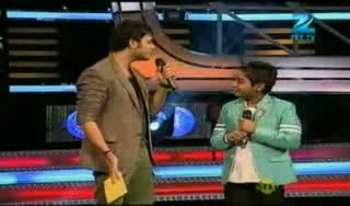 Saregamapa L'il Champs 2011 September 09 '11 - Niladri