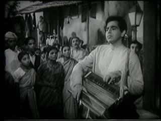 Hue hum jinke liye barbad- Deedar (1951), Ashok Kumar, Baby Tabassum,  Dilip Kumar, Nargis