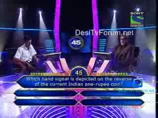 Kaun Banega Crorepati Season 5 (12th-September-2011) Part 5