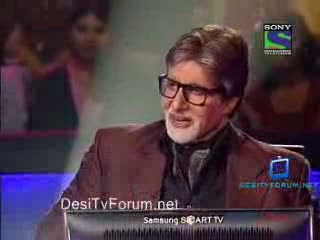 Kaun Banega Crorepati Season 5 (12th-September-2011) Part 9