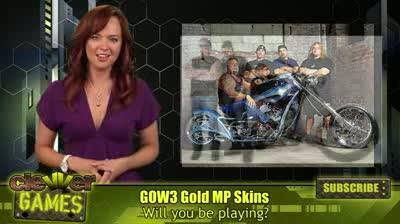 Gears of War 3 Golden Wings Week Promotion