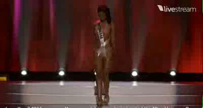 Miss Universe 2011 Swimsuit - Preliminary Competition (Albania - China)