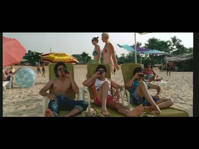 'Life sahi hai' - in HD - (Pyaar ka panchnama) - Kartikeya Tiwari, Rayo Bhakirta, Divyendu Sharma