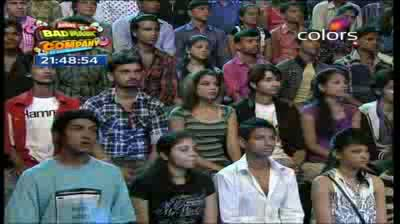 India's Got Talent Season 3 - (16-September-2011) Vilas paints patriotism on canvas