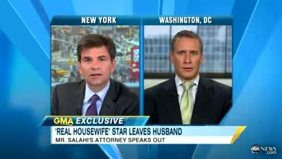Michaele Salahi's 'Journey' to See Neal Schon_ Tareq Salahi Thought Wife Was Kidnapped