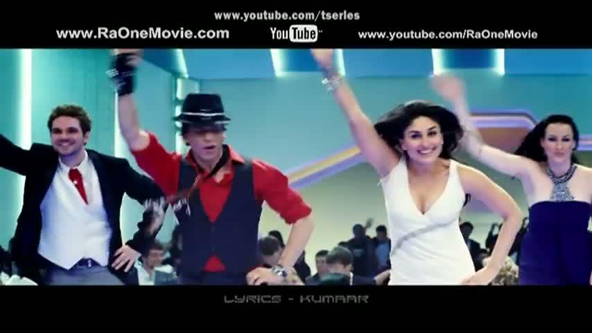 Criminal (Song Trailer Teaser) - Ra.One (2011) - Feat.-  Shahrukh Khan, Kareena kapoor