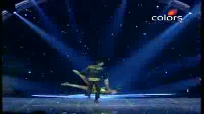 India's Got Talent Season 3 - (17-September-2011) Bad Salsa's terrifying moves