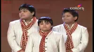 India's Got Talent Season 3 - (17-September-2011) Vilas, Sanjay enter finals
