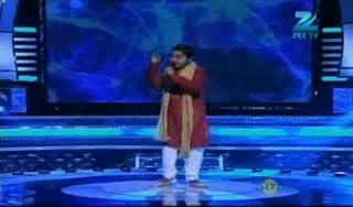 Saregamapa L'il Champs 2011 September 17 '11 - Niladri