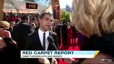 Emmy Winners of Fashion- Red Carpet Hits and Misses; Jane Lynch, Sofia Vergara Impress
