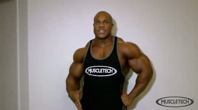 Phil Heath Recaps his 2011 Mr. Olympia Weekend