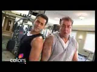 Bigg Boss 5 - New Promo 2, Salman Khan, Sanjay Dutt