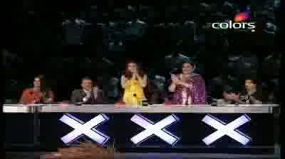 India's Got Talent Season 3 - (23-September-2011) Dunes of Rajasthan's faultless 'jugalbandi'