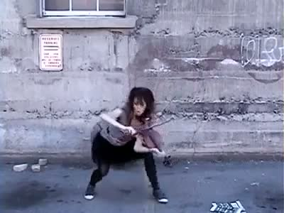 Hip Hop Violin! and amazing girlz- Watch Must