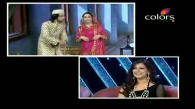 India's Got Talent Season 3 - (1-October-2011) Kirron's hilarious expression scenes (Grand Finale)