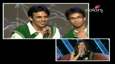 India's Got Talent Season 3 - (1-October-2011) Sonali's fan club on show (Grand Finale)
