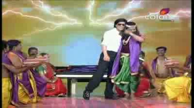 India's Got Talent Season 3 - (1-October-2011) SRK magically vanishes Kuddroli (Grand Finale)