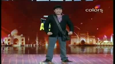 India's Got Talent Season 3 - (1-October-2011) Sudesh's stand up comedy (Grand Finale)