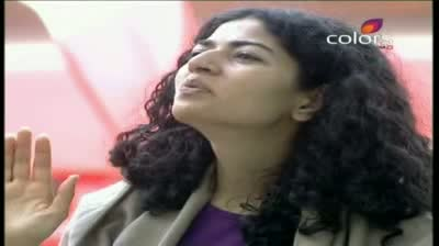 Bigg Boss 5 - (5-October-2011) 'Vote me out next week,' Mandeep