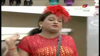Bigg Boss 5 - (6-October-2011) Pooja Missra is impossible says Shakti