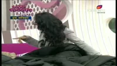 Bigg Boss 5 - (6-October-2011) Pooja snubs at Shradha for not completing work