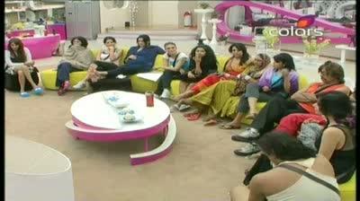 Bigg Boss 5 - (6-October-2011) Shradha faints, Shakti re-elected as captain