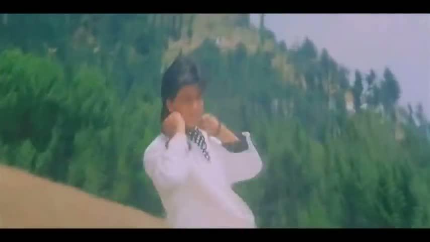 Aisi deewangi dekhi nahi-Deewana - Late Divya Bharti n SRK- [HD]